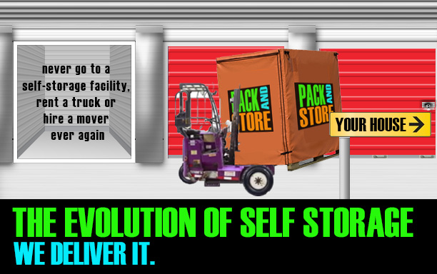 Toronto Self Storage: We Deliver