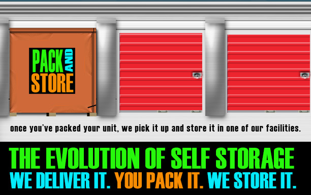 Toronto Self Storage: We Store