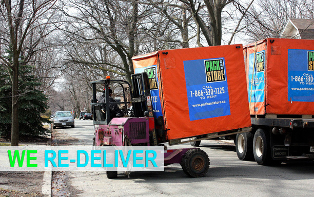 Toronto Self Storage: We Re-Deliver